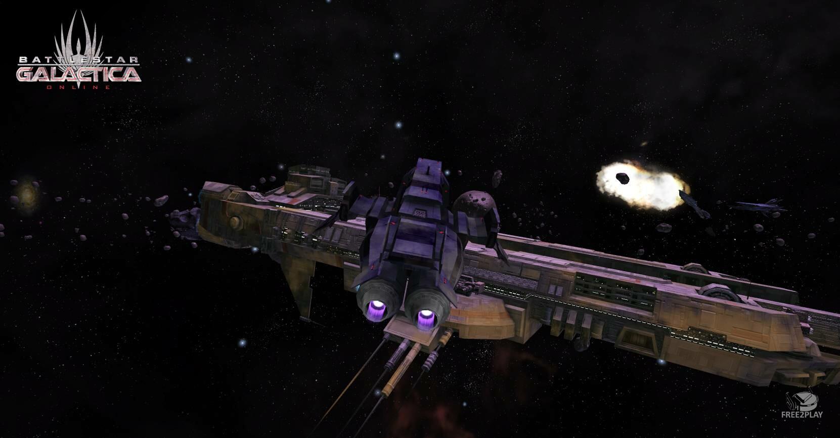battlestar-galactica online de