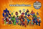 Marvel Super Hero Squad Online ITA
